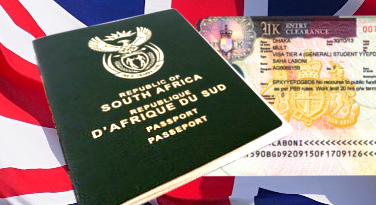 UK Immigration Governing Body of South Africa